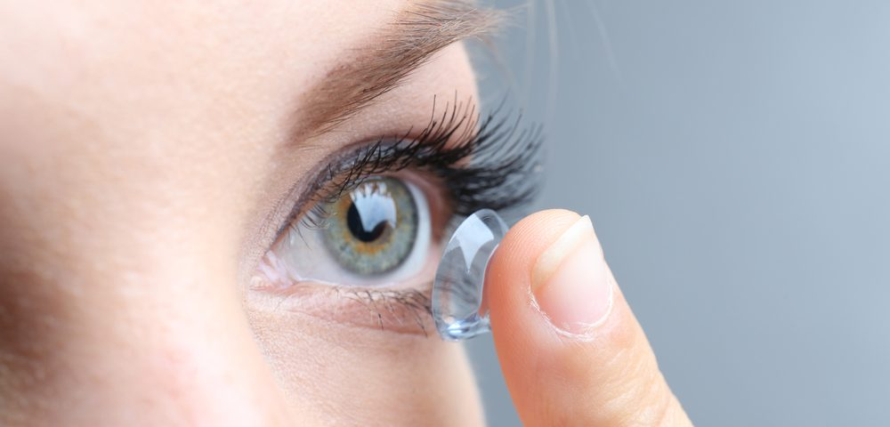 Image result for Rigid gas permeable contact lenses