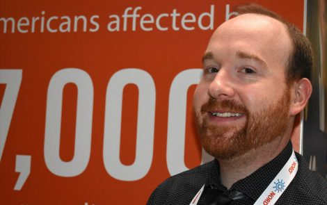 NY Kidney Recipient Becomes Spokesman for Alport Syndrome Foundation